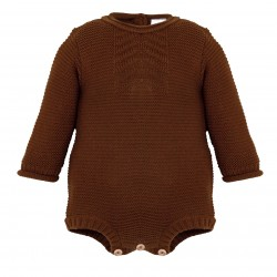 Comprar ropa de niño online Ranita bebé manga
