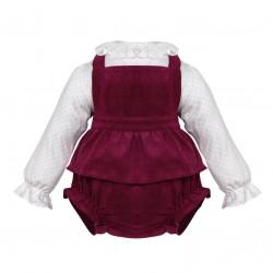 Comprar ropa de niño online Ranita c/ camisa