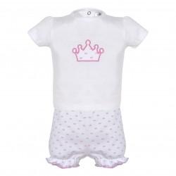 Comprar ropa de niño online Conjunto bebé corto 2