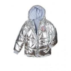 Comprar ropa de niño online Abrigo metalizado niña Frozen