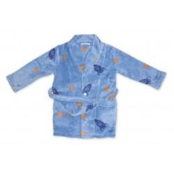 Comprar ropa de niño online Batín niño tundosada Space Calamaro