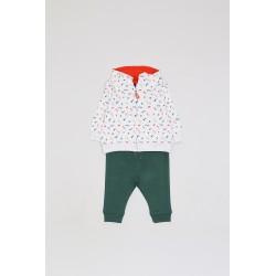 Comprar ropa de niño online Conjunto 2 piezas niño sudadera y