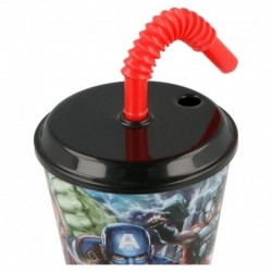 Vaso caña easy 430 ml | spiderman graffiti-STI-37930-Disney