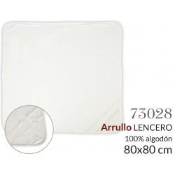 Arrullo bebe 78x78 cm estampado tipis-ALM-98050-Interbaby