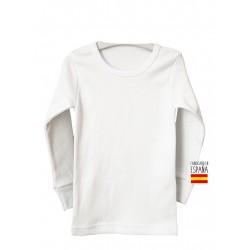 Camiseta interior niño m/larga felpa-CLI-01127-Calamaro