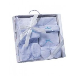 Comprar ropa de niño online JUEGO BEBÉ 5 PIEZAS ALM-10272