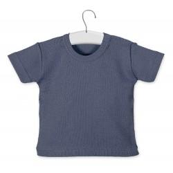 Camiseta manga corta bebe-CLV-25009-Calamaro Baby